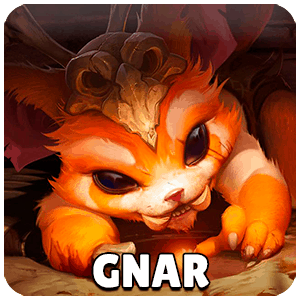 Gnar Champion Icon Teamfight Tactics