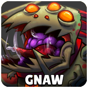 Gnaw Character Icon Awesomenauts