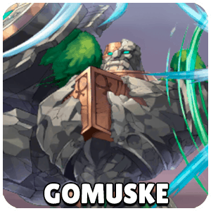 Gomuske Hero Icon Overhit