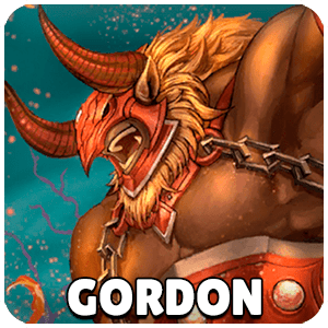 Gordon Hero Icon Overhit