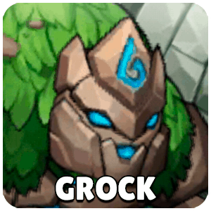 Grock Hero Icon Mobile Legends Adventure