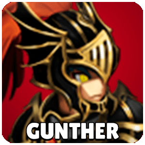 Gunther Mercenary Icon Brown Dust