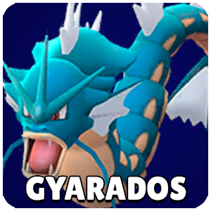 Gyarados Pokemon Icon Pokemon Go