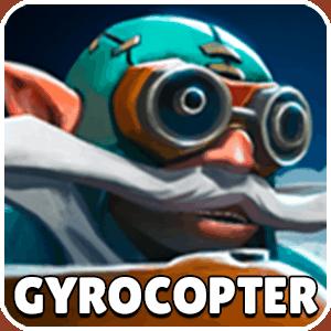 Gyrocopter Chess Piece Icon Dota Auto Chess