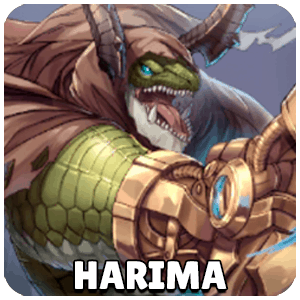 Harima Hero Icon Overhit