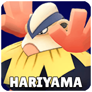 Hariyama Pokemon Icon Pokemon Go