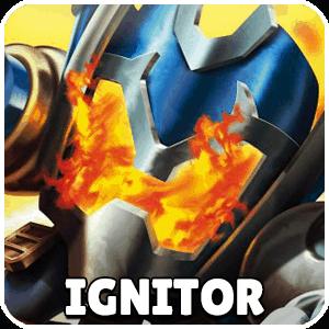 Ignitor Skylander Icon Skylanders Ring of Heroes