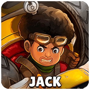 Jack Hero Icon Overhit