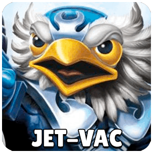 Jet-Vac Skylander Icon Skylanders Ring of Heroes