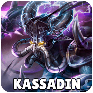 Kassadin Champion Icon Teamfight Tactics
