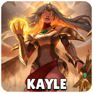 Kayle Champion Icon Teamfight Tactics