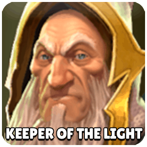 Keeper of the Light Chess Piece Icon Dota Auto Chess