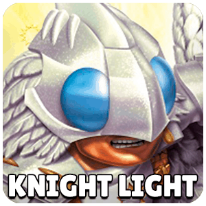 Knight Light Skylander Icon Skylanders Ring of Heroes