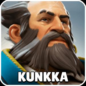 Kunkka Chess Piece Icon Dota Auto Chess