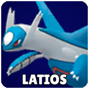 Latios Pokemon Icon Pokemon Go