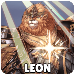 Leon Hero Icon Overhit