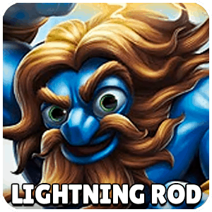 Lightning Rod Skylander Icon Skylanders Ring of Heroes