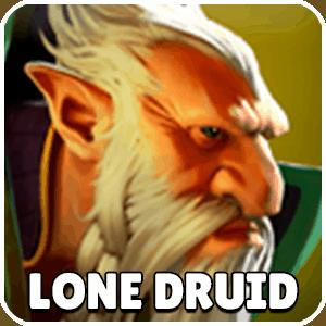 Lone Druid Chess Piece Icon Dota Auto Chess