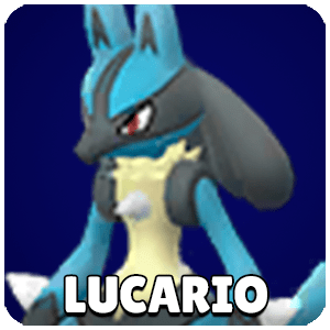 Lucario Pokemon Icon Pokemon Go