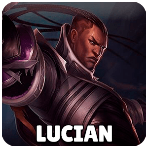 Lucian Champion Icon Teamfight Tactics