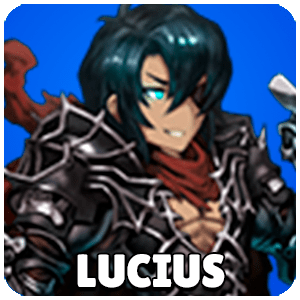 Lucius Mercenary Icon Brown Dust