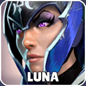 Luna Chess Piece Icon Dota Auto Chess