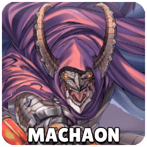 Machaon Hero Icon Overhit