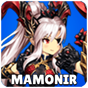 Mamonir Mercenary Icon Brown Dust