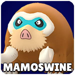Mamoswine Pokemon Icon Pokemon Go