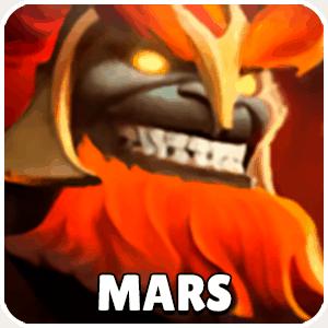 Mars Chess Piece Icon Dota Auto Chess