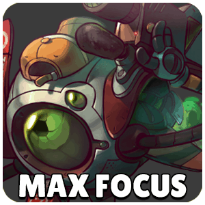 Max Focus Character Icon Awesomenauts