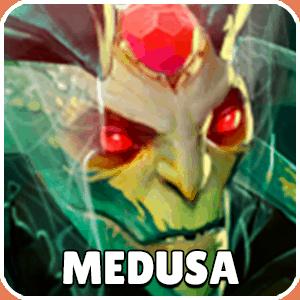 Medusa Chess Piece Icon Dota Auto Chess