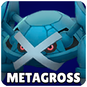 Metagross Pokemon Icon Pokemon Go