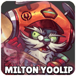 Milton Yoolip Character Icon Awesomenauts