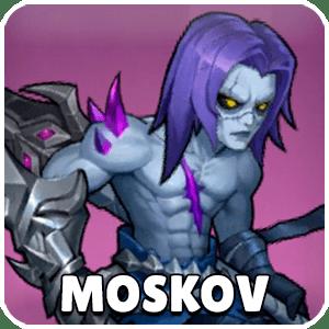 Moskov Hero Icon Mobile Legends Adventure