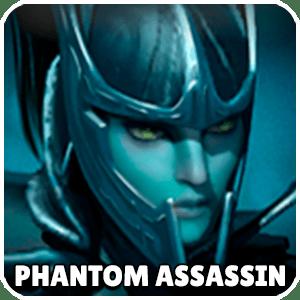 Phantom Assassin Chess Piece Icon Dota Auto Chess