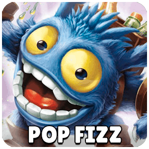 Pop Fizz Skylander Icon Skylanders Ring of Heroes