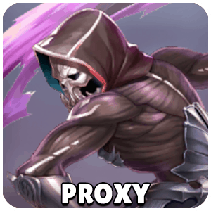 Proxy Hero Icon Overhit