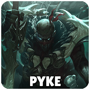Pyke Champion Icon Teamfight Tactics