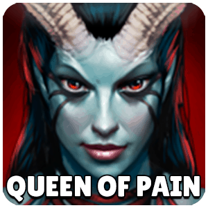 Queen of Pain Chess Piece Icon Dota Auto Chess