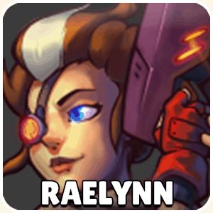 Raelynn Character Icon Awesomenauts