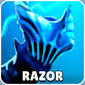 Razor Chess Piece Icon Dota Auto Chess