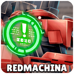 Redmachina Hero Icon Overhit