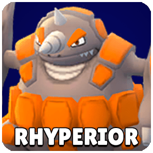 Rhyperior Pokemon Icon Pokemon Go