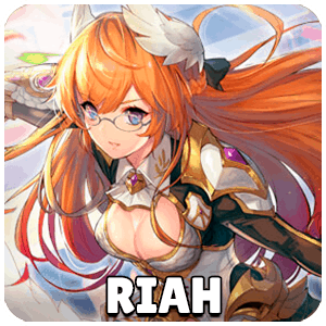 Riah Hero Icon Overhit