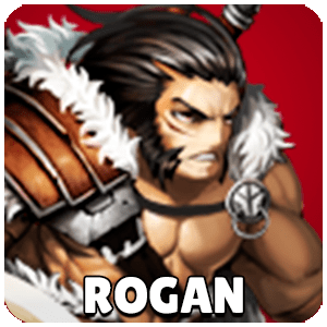 Rogan Mercenary Icon Brown Dust