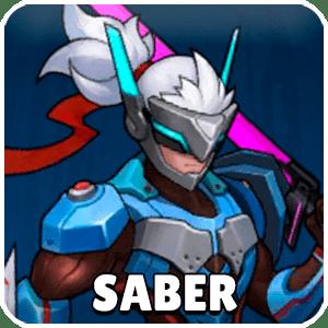 Saber Hero Icon Mobile Legends Adventure