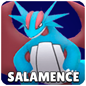 Salamence Pokemon Icon Pokemon Go