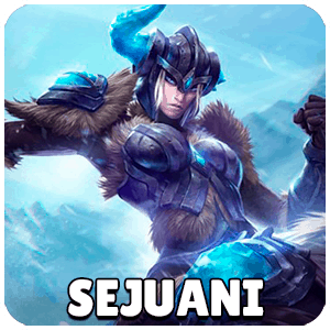 Sejuani Champion Icon Teamfight Tactics