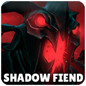 Shadow Fiend Chess Piece Icon Dota Auto Chess